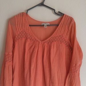 Billabong Boho Flowy Dress XS